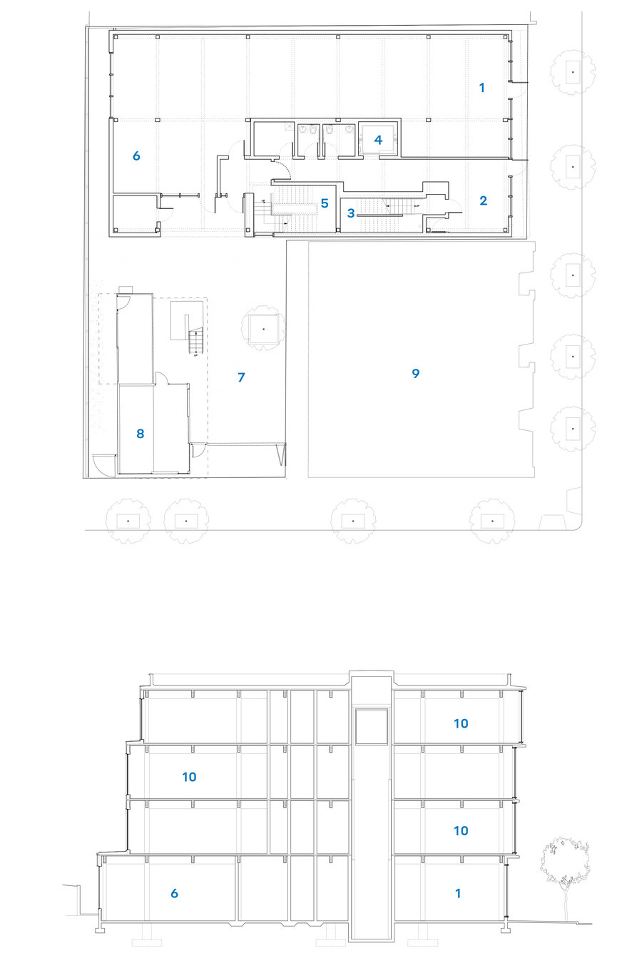 Lever 187 Projects 187 Albina Yard